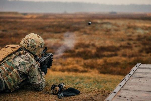 GLAUS؛ پهپاد جدید ارتش آمریکا و شلیک از نارنجک انداز!