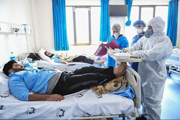 آمار بیماران کرونایی در مازندران پس از یک ماه صعودی شد