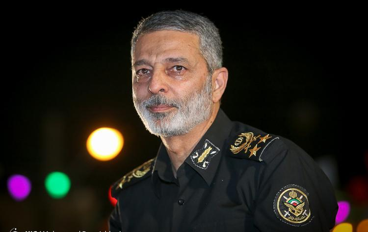 پیغام فرمانده ارتش درپی شهادت تعدادی از نیروهای ارتش