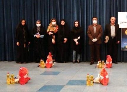 بزرگترین طرح خیریه دانشجویی ماه رمضان در دانشگاه تهران اجرا شد