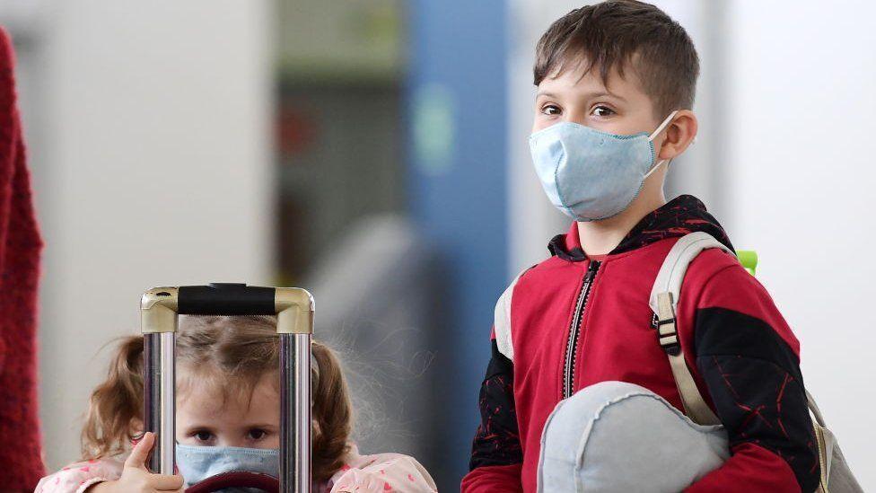 خبرنگاران کاوازاکی ویروس جهش یافته کرونا در بچه ها نیست