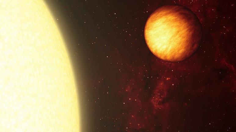 کشف سیاره فراخورشیدی