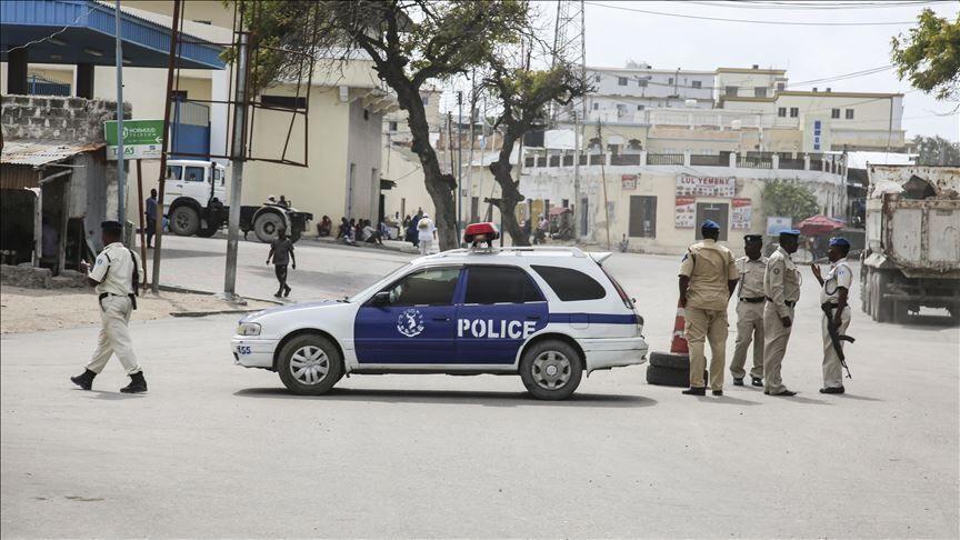 خبرنگاران انفجار بمب در سومالی یک کشته به جا گذاشت