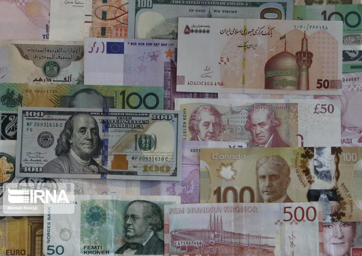 خبرنگاران افزایش بهای رسمی 29 ارز