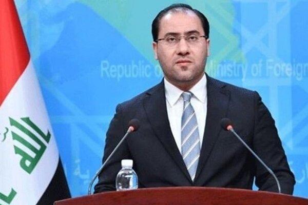 درخواستی برای انتقال سفارتخانه ها به خارج از بغداد دریافت نکردیم