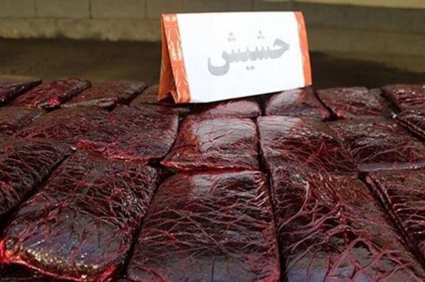 خبرنگاران 70 کیلو گرم حشیش توسط پلیس بوشهر و فارس کشف شد