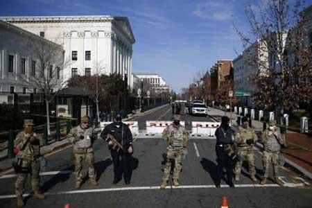 آماده باش امنیتی در 50 ایالت آمریکا