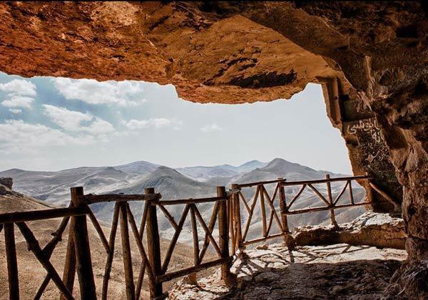 راهنمای بازدید از غار دیواندره
