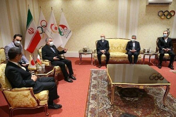 سفیر ژاپن در ایران: تصمیم نهایی برای برگزاری المپیک با IOC است