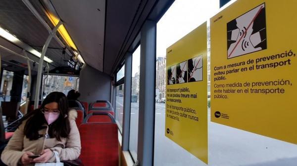 توصیه جدید در اسپانیا برای جلوگیری از شیوع کرونا؛ سکوت کنید