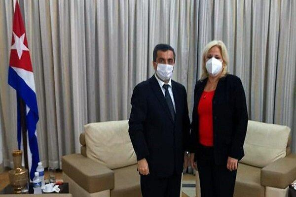 هاوانا و دمشق بر تقویت روابط مالی تاکید کردند