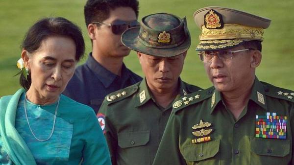 واشنگتن تحریم هایی را علیه میانمار اعمال می نماید