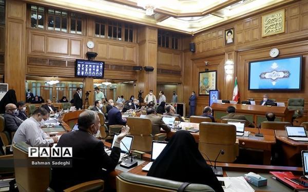کلیات 41 تبصره بودجه 1400 شهرداری تهران تصویب شد