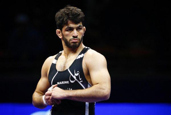 یزدانی: فقط برای کسب دومین طلای المپیک کوشش می کنم خبرنگاران