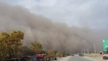 توفان مرگبار افغانستان را در نوردید، 6 نفر کشته شدند